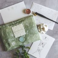 Sleepy Bee Studio 'Botanical' Stationery Set